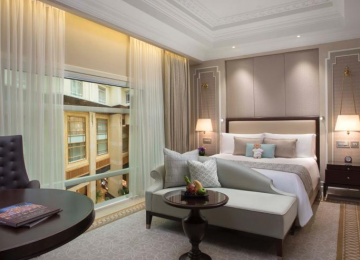 SRV Rediscovery Packages - Premier Courtyard Room