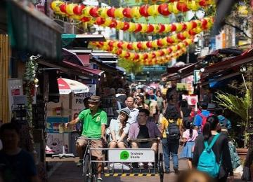 Chinatown tour (Chinese Heritage Discovery)